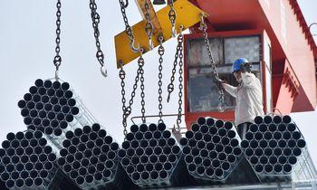 Kinijai pranešus apie paleidžiamus rezervus, metalų rinka sujudo
