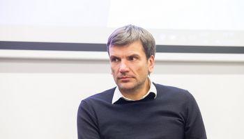 Naujas D. Žakaičio projektas už 10 mln. Eur – bendradarbystės erdvė Klaipėdoje
