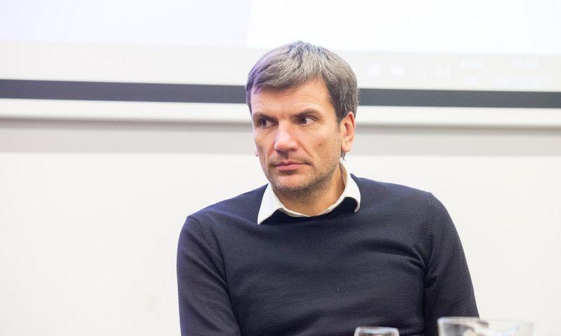 Darius Žakaitis. Juditos Grigelytės (VŽ) nuotr.
