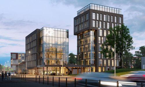 """""""Conresta"""" gavo """"Eigesos"""" užsakymą Vilniaus Naujamiestyje statyti biurus"""