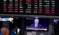 J. Powellas: JAV ekonomika toliau atsigauna, nepaisant didesnės infliacijos