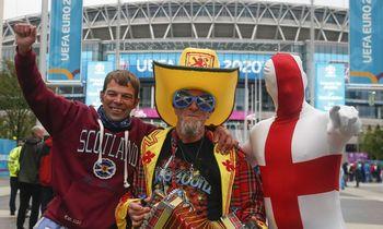 """Susirūpinta, ar """"Euro 2020"""" finalą Londone žaisti bus saugu"""
