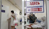 PSO rado trūkumų Rusijos vakcinų gamykloje