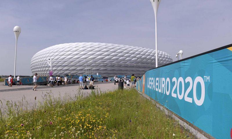 "Miuncheno ""Allianz"" stadionas. (""Imago""/""Scanpix"") nuotr."
