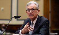 FED vadovas ramina dėl infliacijos grėsmių