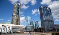 Vilniaus savivaldybės pastate ketina nemokamai suteikti 20 darbo vietų verslams iš Baltarusijos