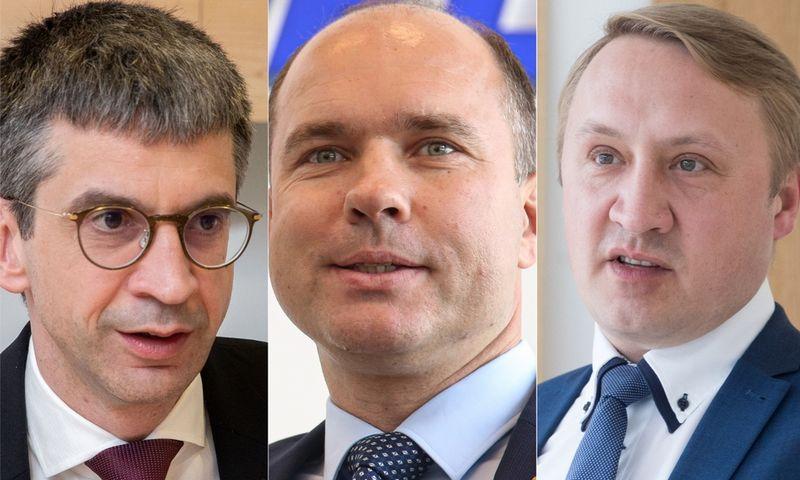 Edvardas Liachovičius, Tomas Jurgelevičius ir Tomas Stonys. VŽ koliažias.