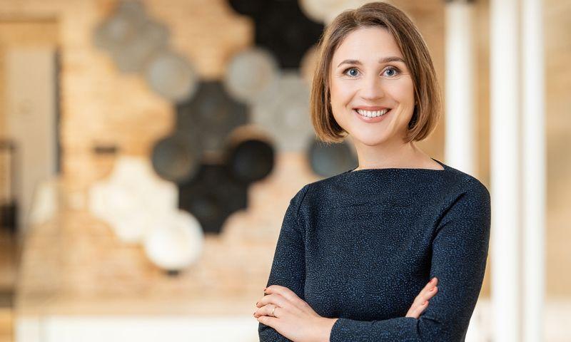 BernadetaGoštautaitė, organizacijų psichologė. Asmeninio archyvo nuotr.