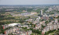 Vilnius didina kai kuriuos NT ir žemės mokesčius