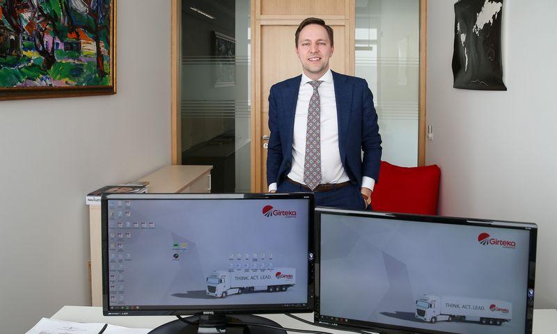"""Tomas Krakauskas, """"ME investicijos"""" investicijų valdymo direktorius. Vladimiro Ivanovo (VŽ) nuotr."""