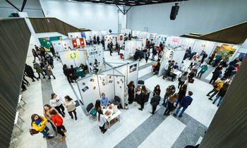Į Lietuvą atkeliauja tarptautinė verslo paroda: savo idėjas pristatys net 180 jaunųjų bendrovių