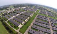 """""""Linas Agro Group"""" paukštininkystės įmonės imasi tvarumo sprendimų, statys galingą saulės jėgainę"""