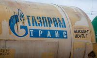 """""""Gazprom"""" tarptautinėje rinkoje pasiskolino 500 mln.CHF už 1,54%"""