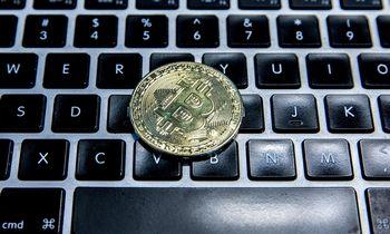 "C. Wood ""Ark Invest"" siekia įsteigti bitkoinų ETF fondą"