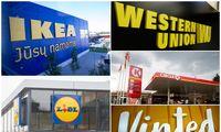 """Reputacijos laurai: IKEA ir """"Lidl"""" karūnas išlaikė"""
