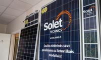 """""""Solet Technics"""" įsteigė įmonę Danijoje"""