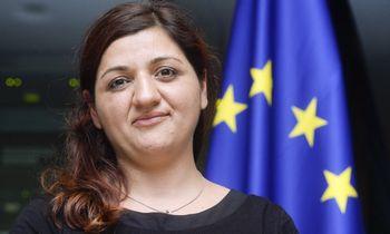 Minimali alga negali būti žemiau skurdo ribos, įsitikinęs Europos Parlamentas