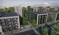 """""""Eikos"""" fondo investicija – 602 būstų kvartalas sostinės Visorių gatvėje"""