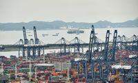 Brangstanti logistika verčia ieškoti alternatyvų Kinijosprekėms