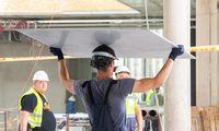 DK pakeitimai: statybų rangovai tapo atsakingi už algas, kurias darbuotojams moka subrangovai
