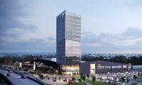 """Paskelbta, kaip atrodys Klaipėdoje planuojamas komercinis kompleksas """"Mega"""""""