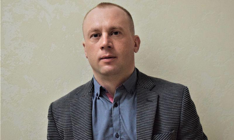 """Marius Valukynas, """"Litbioma"""" prezidentas. Asociacijos nuotr."""