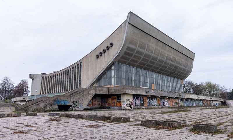 Šių metų OHV lankomas objektas – ir Vilniaus sporto rūmai. Juditos Grigelytės (VŽ) nuotr.