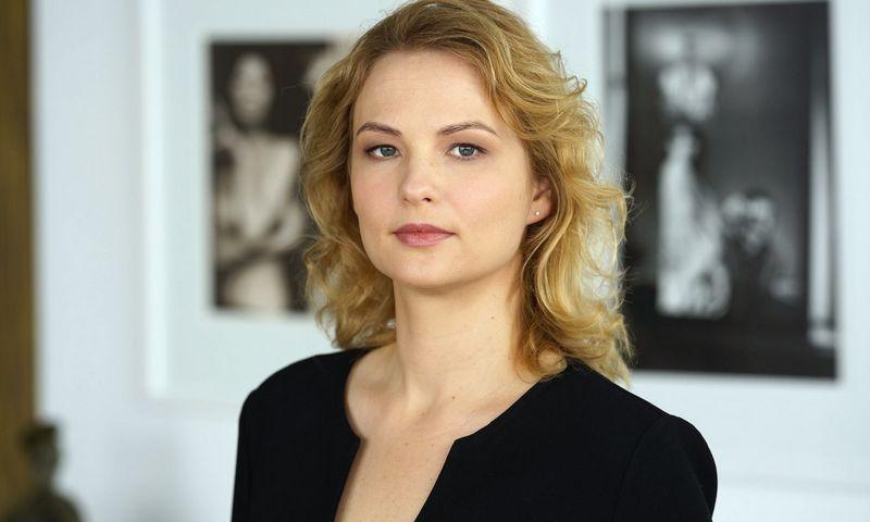 """Dalia Katinaitė,""""Lewben"""" Rizikų valdymo ir tvarumo paslaugų vadovė."""