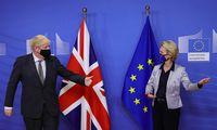 """Tikroji """"Brexit"""" kaina skendi migloje, bet pirmieji ženklai nežada nieko gero"""