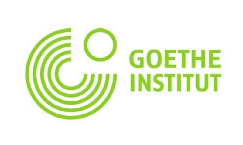 Goethe's instituto ženklas.