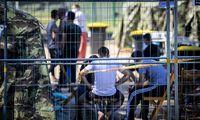 Dėl migrantų antplūdžio valstybės mastu paskelbta ekstremali situacija