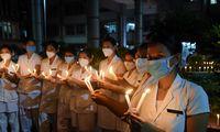 Indijoje mirčių nuo COVID-19 skaičius viršijo 400.000