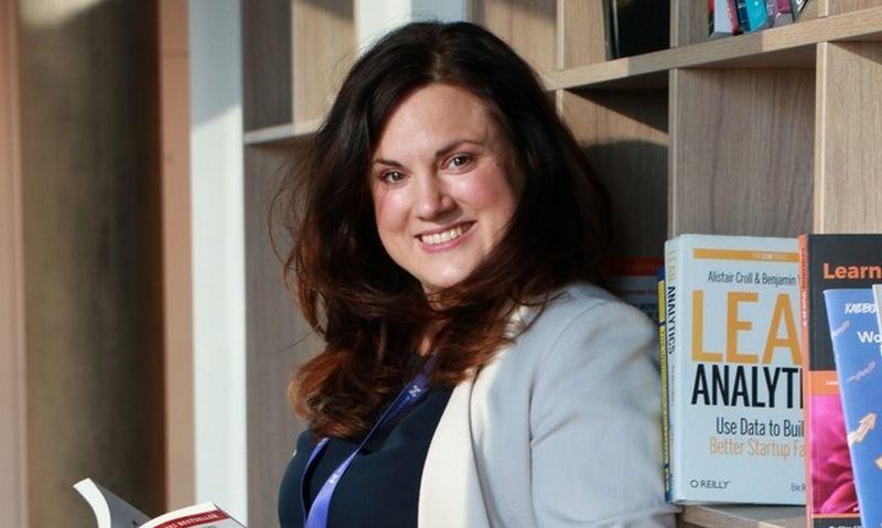 """Gabija Jasiulionytė-Marganavičė, """"Hostinger"""" žmogiškųjų išteklių vadovė. Bendrovės nuotr."""