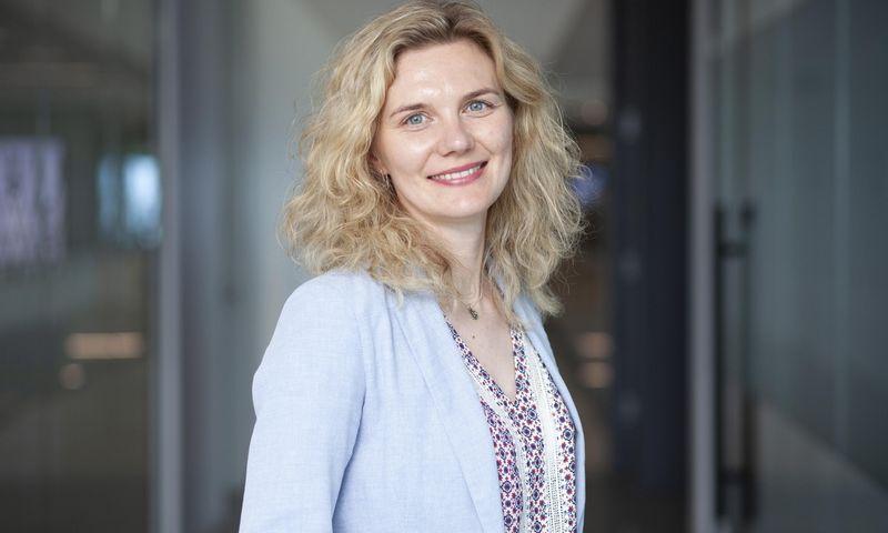 """Rūta Dukštaitė, """"Western Union"""" Personalo ir žmonių strategijos vadovė. Bendrovės nuotr."""