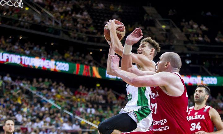 Olimpinė atranka: Lietuvos rinktinė įveikė Lenkiją ir žengia į finalą