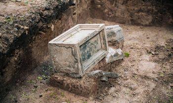 Atlikus archeologinius tyrimus Vilniuje atnaujinamas Liuteronų sodas