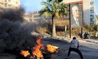 Skęstantis Libanas:skelbiama apie didžiausią pasaulyje finansų krizę nuo XIX a. vidurio