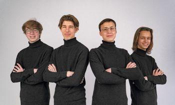 Lietuviai pretenduoja tapti versliausiais Europos moksleiviais