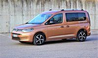 """VŽ bando: skaitmeninius ir kainos standartus perrašęs """"VW Caddy"""""""