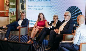 """""""Skaitmeninės jūros"""" konferencijoje – aktyvus tarpsektorinių lyderių įsitraukimas"""