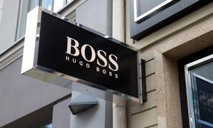 """""""Hugo Boss"""" tikisi pajamų augimo šiemet 30-35%, vėl uždirbti pelno"""