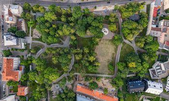 Po trejų rekonstrukcijos metų atidaromas Reformatų sodas