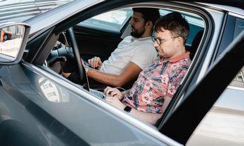 Inovatyvūs sprendimai, gimstantys automobilyje