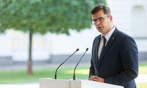 L. Kasčiūnas atmeta sprendimų dėl migrantų teisių kritiką: dabar svarbiausia – suvaldyti krizę