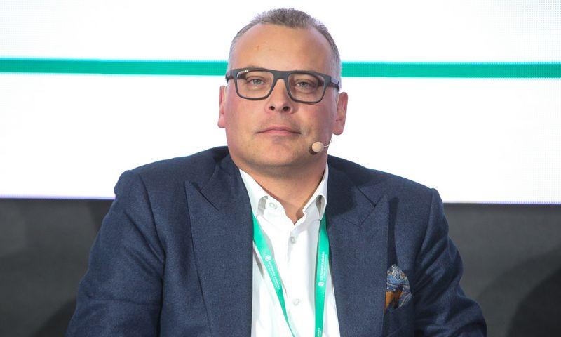 """Andrius Barštys, """"Capitalica Asset Management"""" generalinis direktorius. Vladimiro Ivanovo (VŽ) nuotr."""