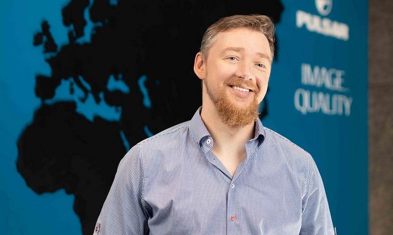 """Liudas Abišala, """"Yukon Advanced Optics Worldwide"""" marketingo direktorius. Bendrovės nuotr."""