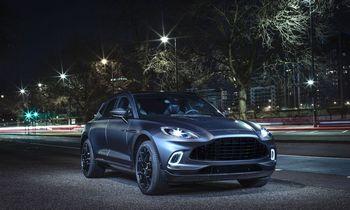 """""""Aston Martin by Q"""" – itin asmeniškos unikalumo paieškos"""