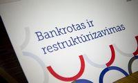 Nemokumo įstatymo pakeitimai: turėtų pagausėti restruktūrizuojamų įmonių