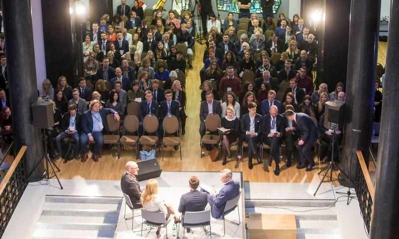 """Global Lithuanian Leaders"" forumas, 2018 m. Vladimiro Ivanovo (VŽ) nuotr."
