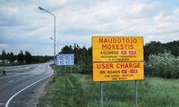 Kelių direkcija naujai rinkliavų sistemai iš Vyriausybės skolinsis 35 mln. Eur